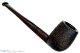 Blue Room Briars is Proud to Present this Ian Nicol Pipe Sandblast Billiard with Brindle