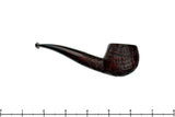 Blue Room Briars is Proud to Present this Ian Nicol Pipe Sandblast Strawberry Wood Author with Brindle