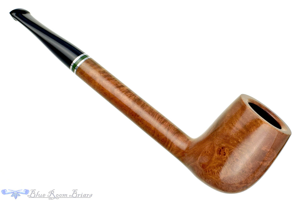 Blue Room Briars is proud to present this T. Cristiano Pipe Canadian with Acrylic Band