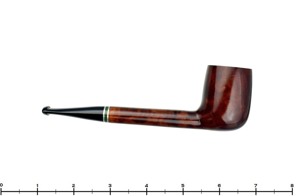 Blue Room Briars is proud to present T. Cristiano Pipe Canadian with Acrylic Band