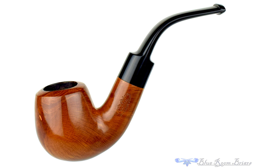 Blue Room Briars is proud to present this Yorkshire Natural 3/4 Bent Billiard Estate Pipe