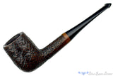 Blue Room Briars is proud to present this Jarl Antique 681 Sandblast Billiard with P-Lip Estate Pipe