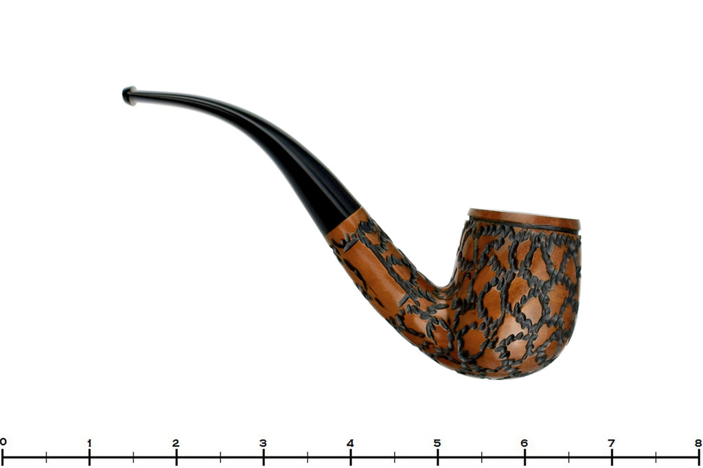 Blue Room Briars is proud to present this Weber Shellbrooke 1/2 Bent Billiard Estate Pipe