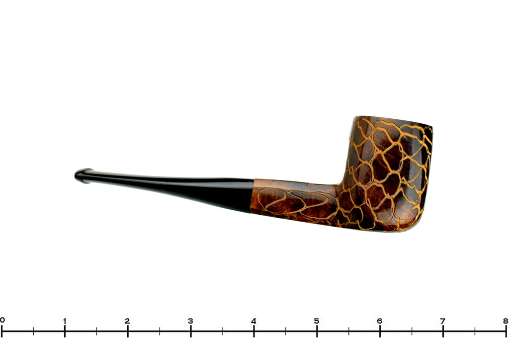Blue Room Briars is proud to present this London Royal Carved Panel Billiard with Meerschaum Estate Pipe