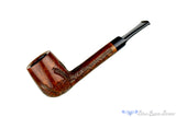 Blue Room Briars is proud to present this Executive Imported Briar Partial Rusticated Lovat Estate Pipe