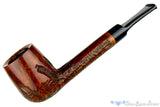 Executive Imported Briar Partial Rusticated Lovat Estate Pipe