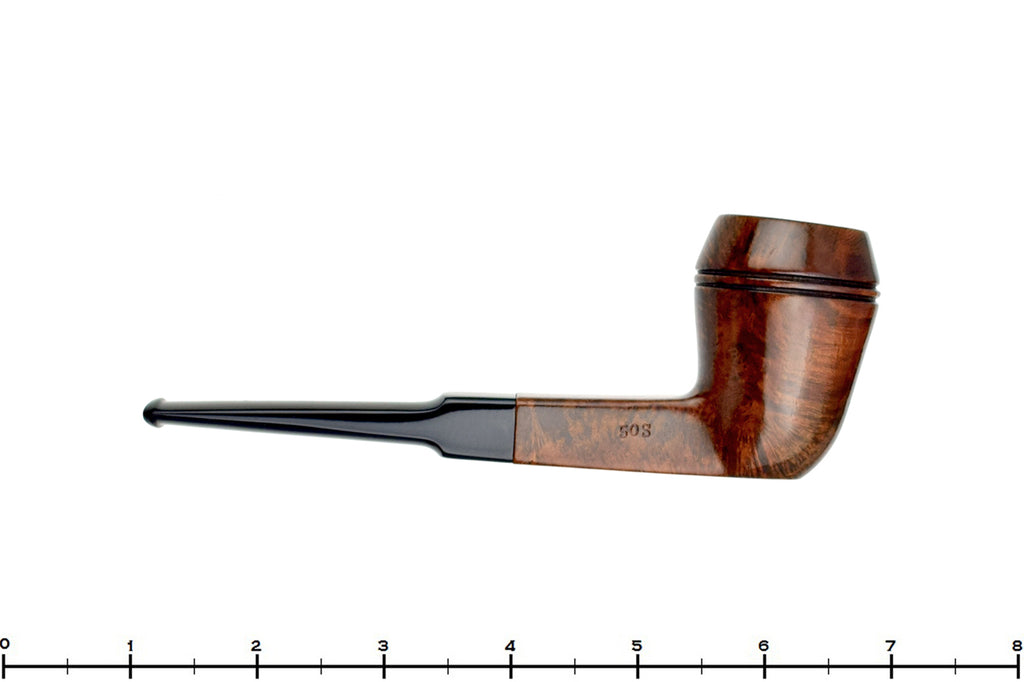 Blue Room Briars is proud to present this Heritage Diplomat 50S Tall Square Shank Rhodesian Sitter Estate Pipe