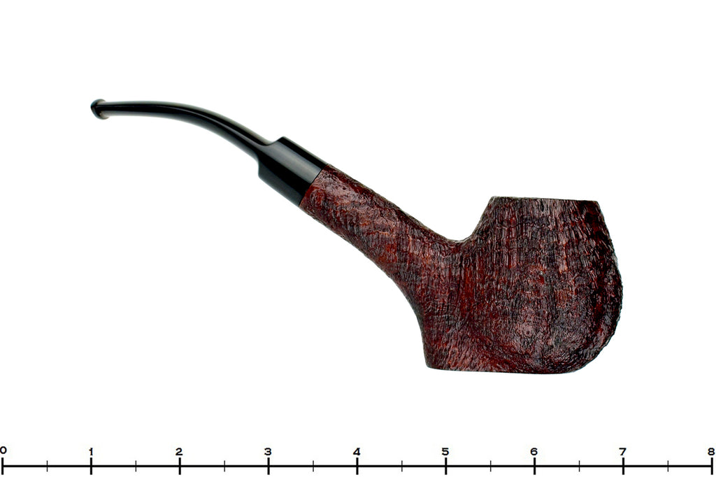 Blue Room Briars is proud to present this Comoy's Designer 300 1710 Sandblast Freehand Sitter Estate Pipe