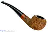 Blue Room Briars is proud to present this De-Mar 1/4 Bent Rusticated Rhodesian Estate Pipe