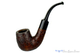 Blue Room Briars is proud to present this Blue Room Briars Pipe Sandblast 3/4 Bent Billiard