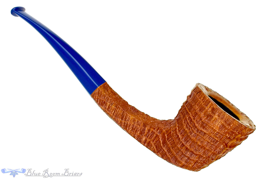 Blue Room Briars is proud to present this Nate King Pipe 390 Ring Blast Dublin with Bakelite