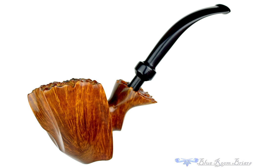 Blue Room Briars is proud to present this Sven Lar by Michael Kabik B Freehand Estate Pipe