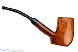 Blue Room Briars is proud to present this Danets 904 1/4 Bent Spurred Billiard Sitter Estate Pipe