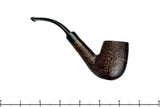 Blue Room Briars is proud to present this Piccadilly Classic 1/2 Bent Sandblast Billiard Estate Pipe