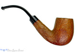 Blue Room Briars is proud to present this Challenger BB&S 5639 1/2 Bent Sandblast Billiard Estate Pipe