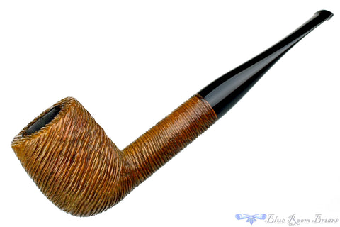 Whitehall Pin Stripe Brandy Sitter Estate Pipe