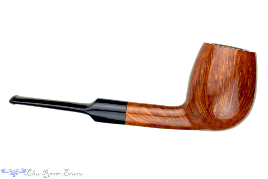 Blue Room Briars is proud to present this Bjarne Handmade Saddle Billiard Estate Pipe