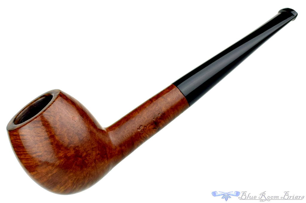 Blue Room Briars is proud to present this Cousin's Smooth Taper Apple Estate Pipe