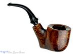 Blue Room Briars is proud to present this Cowan's Regal 3/4 Bent Pot Sitter with Military Mount Estate Pipe