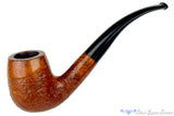 Blue Room Briars is proud to present this Danish 1/2 Bent Partial Blast Billiard Estate Pipe