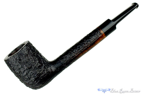 No Name 1/8 Bent Billiard with Acrylic Estate Pipe