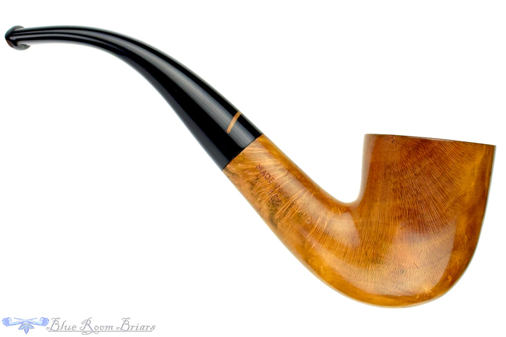 Blue Room Briars is proud to present this Comoy's Royal Guard 102 1/2 Bent Dublin Estate Pipe