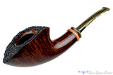 Blue Room Briars is proud to present this Jesse Jones Pipe Fan Dublin with Plateau and Rose Ivory
