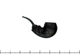 Blue Room Briars is proud to present this Benjamin Westerheide Pipe 1/2 Bent Reverse Calabash with Teardrop Shank