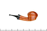 Blue Room Briars is proud to present this Nate King Pipe 409 Smooth Mushroom Sitter