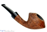 Blue Room Briars is proud to present this Vermont Freehand Pipe Sandblast Strawberry Wood Rhodesian Norsedog