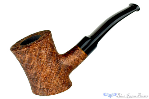 Carve your own Pipe Kit Straight Plateau with Tapered Stem