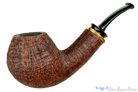 Bill Shalosky 472 Tan Blast Rhodesian with Fordite