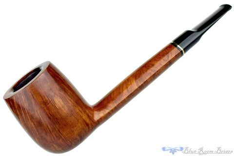 Moorgate (Sasieni Second) 1/2 Bent Billiard Estate Pipe