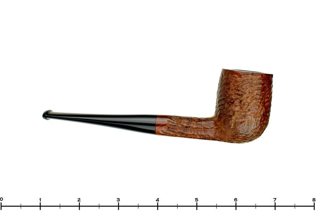 Blue Room Briars is proud to present this Manning's Rusticated Billiard Sitter Estate Pipe