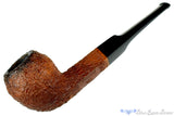 Blue Room Briars is proud to present this Don Roberto Fumed 269 Rusticated Bulldog Estate Pipe