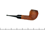 Don Roberto Fumed 269 Rusticated Bulldog Estate Pipe