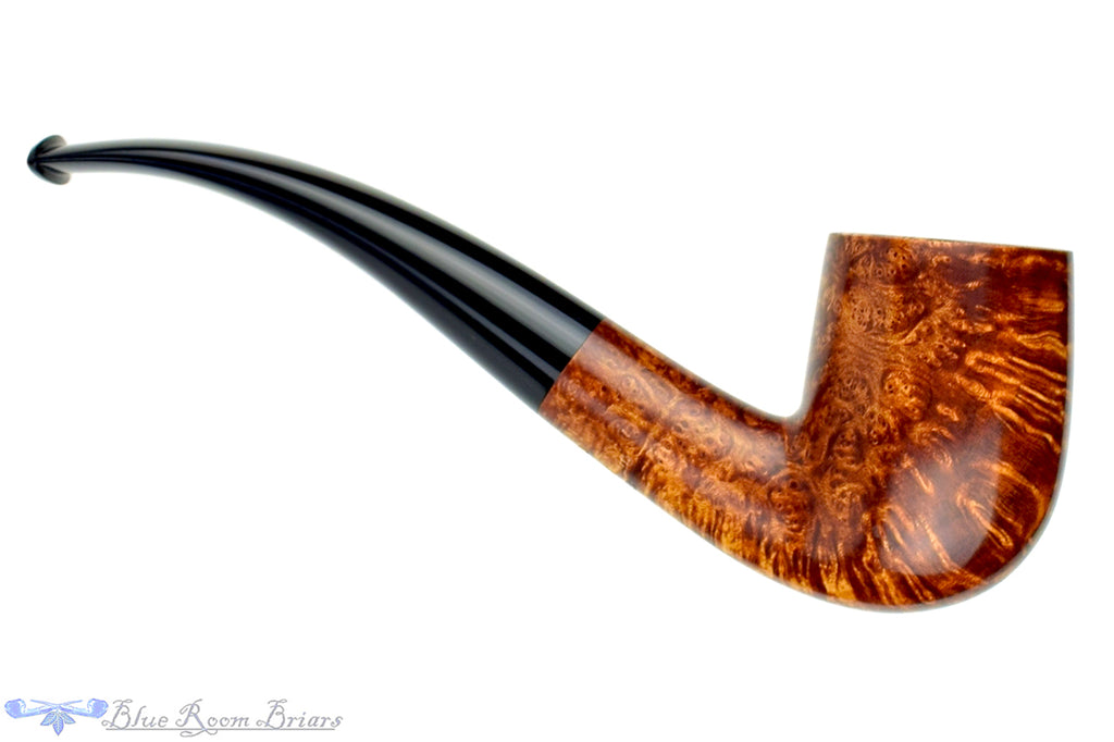 Jesse Jones Pipe Smooth Bent Billiard