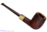 Jesse Jones Pipe Sandblast Billiard with Military Mount