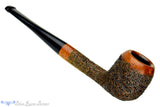 Blue Room Briars is proud to present this RB 40's Coral Briar Rusticated Apple Estate Pipe with Repaired Shank