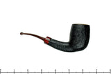 Blue Room Briars is proud to present this Steve Morrisette Pipe Black Blast Bent Billiard with Cumberland