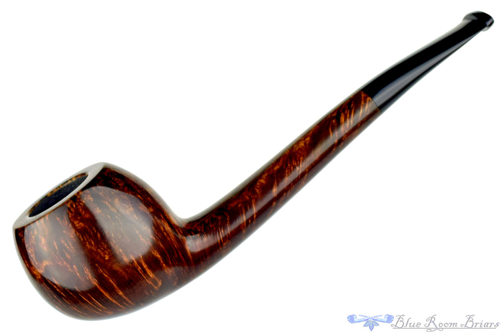 Blue Room Briars is proud to present this Steve Morrisette Pipe Long Shank Apple
