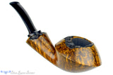 Blue Room Briars is proud to present this Sabina Santos Pipe Reverse Calabash Rhodesian with Plateau