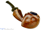 Blue Room Briars is proud to present this Marinko Neralić Pipe 1/4 Bent Asymmetric Blowfish Sitter with Plateau