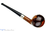 Blue Room Briars is proud to present this Roy Tallent Ltd Hurricane Standard 85 Apple with Briar Windscreen and Silver Repair Band Estate Pipe