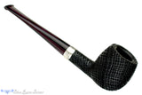 Jesse Jones Pipe Morta Apple with Silver Band and Brindle