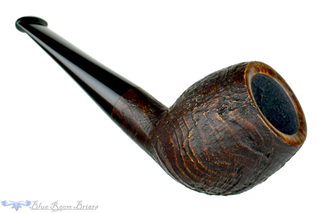 Blue Room Briars is proud to present this Charl Goussard Pipe Ring Blast Devil Anse