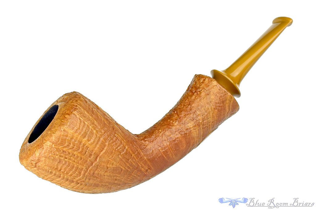 Blue Room Briars is proud to present this Tom Richard Pipe Ring Blast Zulu