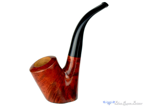 Genod Pipe 1/2 Bent Natural Billiard