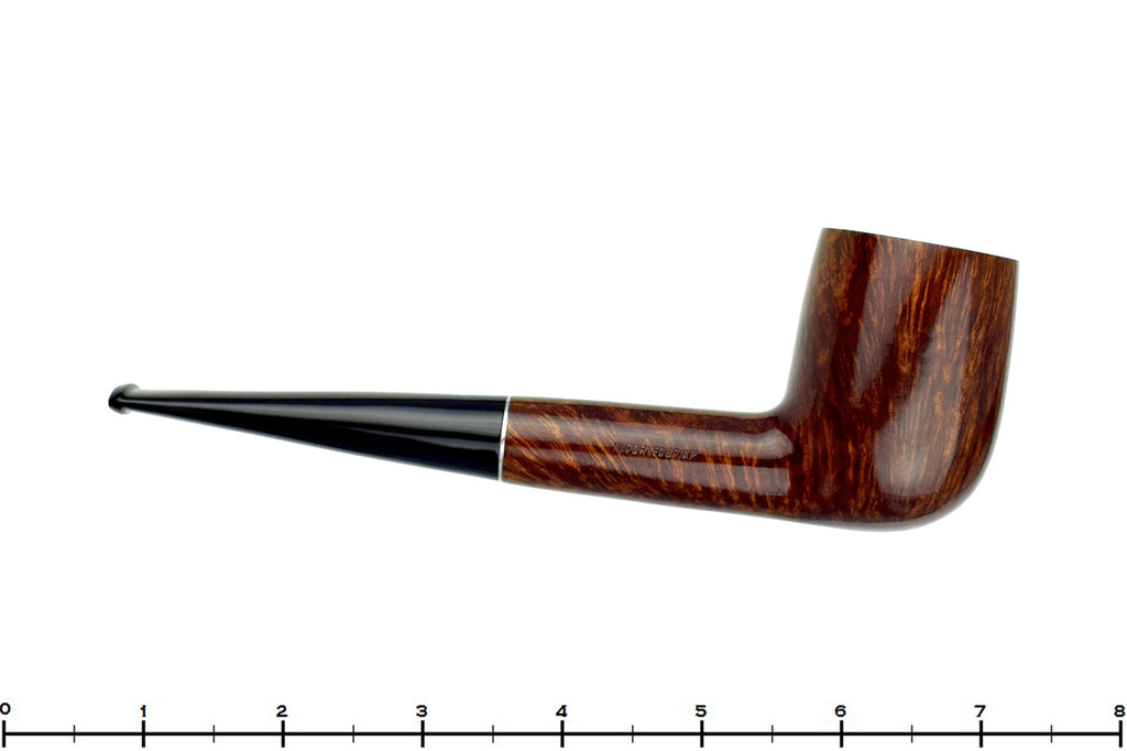 Blue Room Briars is proud to present this Kaywoodie Flame Grain Large Billiard Estate Pipe