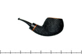 Blue Room Briars is proud to present this Alexander Sokolik Pipe 1/4 Bent Ring Blast Danish Apple